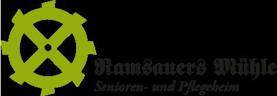 Ramsauers Mühle Logo